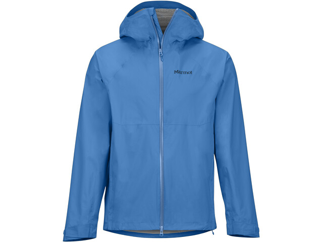 Marmot PreCip Stretch Chaqueta Hombre, classic blue